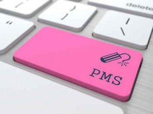 PMS (premenstrual syndrome) on Red Button.